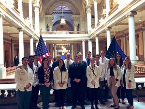2019 Osteopathic Medicine Day at the State House